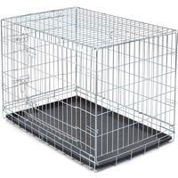 Trixie Dog Crate - L93 x B62 x H69cm