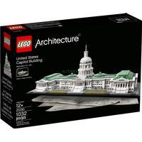 Lego Architecture United States Capitol Bygningen 21030