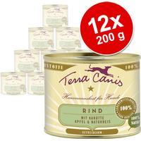 Terra Canis Turkey with Pears, Broccoli & Potatoes 6x200 g