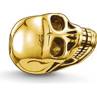 Thomas Sabo Karma Beads Skull Yellow Gold