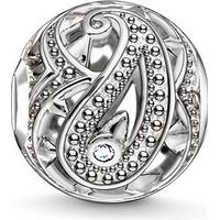 Thomas Sabo Karma Beads Paisley - Silver