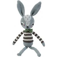 Sebra Crochet Animal Rabbit Robert