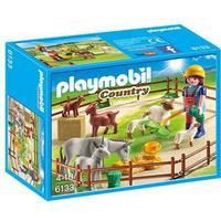 Playmobil Farm Animal Pen 6133