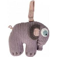 Sebra Haklet Musikuro Elefant