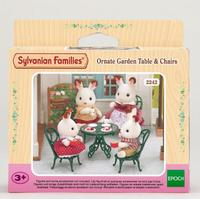 Sylvanian Families Ornate Garden Table & Chairs
