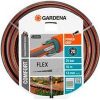 """Gardena Comfort FLEX hose 13mm (1/2 """") 15m"""