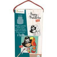 Avenue Mandarine Happy Mandarine kasse - Mal pirater