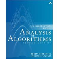 An Introduction to the Analysis of Algorithms (Inbunden, 2013)