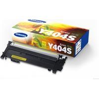 Samsung CLT-Y404S/ELS Lasertoner, gul, Original 1000 sidor
