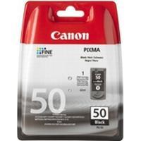 Bläckpatron Canon PG-50 XL (0616B001) svart 22ml