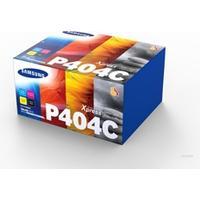 Samsung CLT-P404C/ELS CMYK, Bundle 4 stk Laser toner, Original