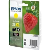 Bläckpatron Epson 29XL (C13T29944010) gul 6,4ml