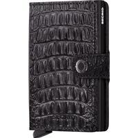 Secrid Mini Wallet - Nile Black