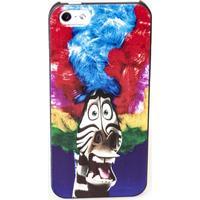 Cover - Zebra fra Madagascar Samsung Galaxy S4