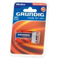 Grundig Alkaline batteri, 9V, 6LR61