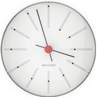 Arne Jacobsen Bankers 12cm Väggklocka