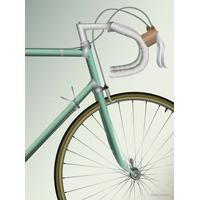 Vissevasse Racing Bicycle 15x21cm Plakater
