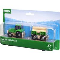 Brio Tractor with Load 33799