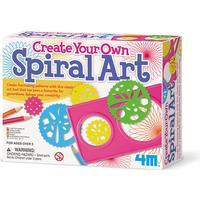 4M Spiral Art