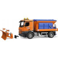 Bruder MB Arocs Winter Service Vehicle with Plough Blade 03685