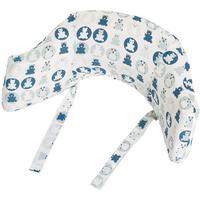 FLEXA Baby Kissen für Hochstuhl Creme / Blau 83-90161