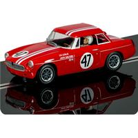 Scalextric MGB Sebring 1964 C3488