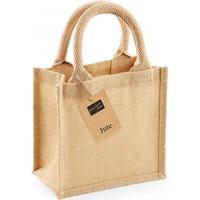 Westford Mill Jute Petite Gift Bag (4L)