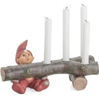 Klarborg Birk Advent Candle Holder Julljusstake Ljusstake