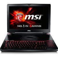 """MSI GT80-2QES32SR311BW 18.4"""""""