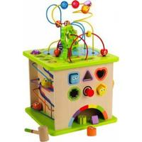 HapeToys Country Critters Play Cube