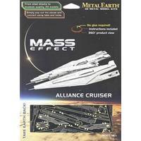Mass Effect 3d Laser-Cut Model Alliance Cruiser (Övrigt format, 2015)