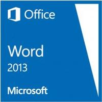 Microsoft Word 2013 - (Windows)