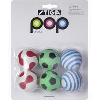Stiga POP Smash 6 Balls