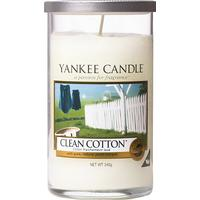 Yankee Candle Clean Cotton 340g Duftlys