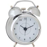 NeXtime Väckarklocka - NeXtime Wake Up Silver 9