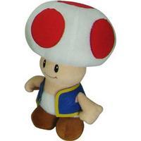 Together Plus Super Mario Toad Plush 20 cm