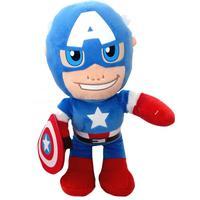 Marvel Marvel Super Hero Captain America Cuddly Plush 33cm