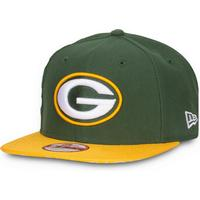 New Era Green Bay Packers 9Fifty Sideline Snapback
