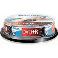 Philips DVD+RW 4.7GB 16x Spindle 10-Pack
