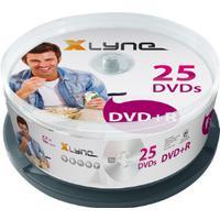 Xlyne DVD+R 4.7GB 16x Spindle 25-Pack