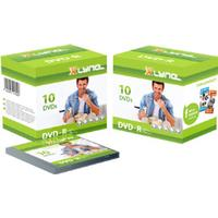 Xlyne DVD+R 4.7GB 16x Jewelcase 10-Pack