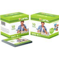 Xlyne DVD+R 4.7GB 16x Jewelcase 10-Pack