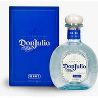 Don Julio Tequila, Blanco 38% 70cl (Inkl. Gaveæske)