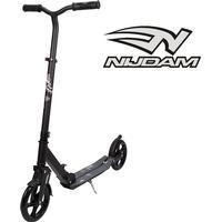 Løbehjul med store hjul -  NIJDAM PRO LINE SORT