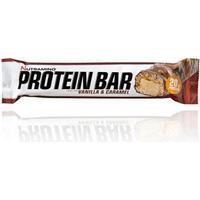 Nutramino Proteinbar Crispy Vanilje Karamel 64g