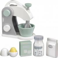 Kids Concept White Grey Toy Food Mixer Set
