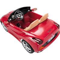 Feber Ferrari California EL Bil Til Børn 12V