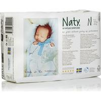 Naty Eco Nappies Size N Newborn
