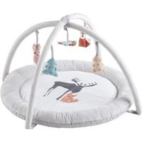 Kids Concept Woodland Character Grey Baby Gym