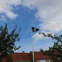 Gemmas Stort pirat flag